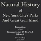 Linnaean Society of New York book
